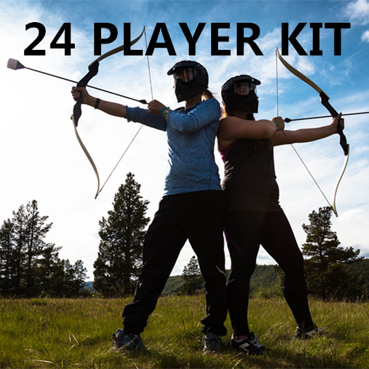What is archery equipment and what do you need to play Archery-tag-2